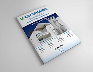 Catálogo Dinagás Bélgica