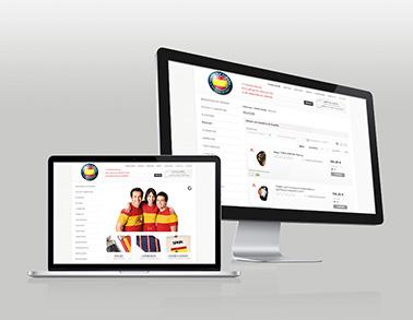 Tienda Online Compañia España