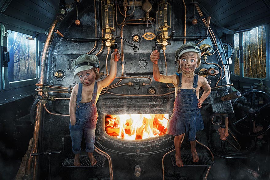 creative-dad-children-photo-manipulations-john-wilhelm-4