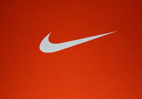Logo de Nike en la camiseta