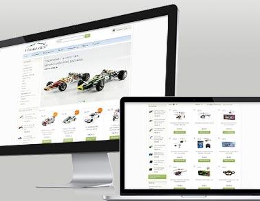 Web e-Commerce Fórmula KIT