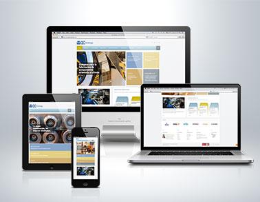 Web Corporativa AC Systems