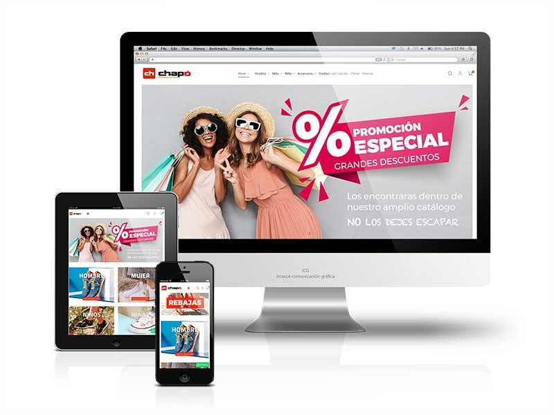 Tienda Online CHAPOSHOES